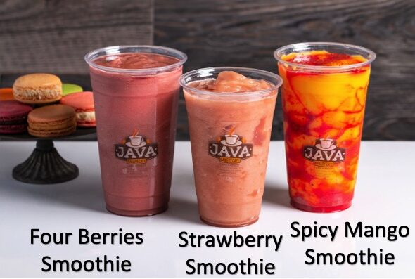 Java Bakery Cafe_Smoothies