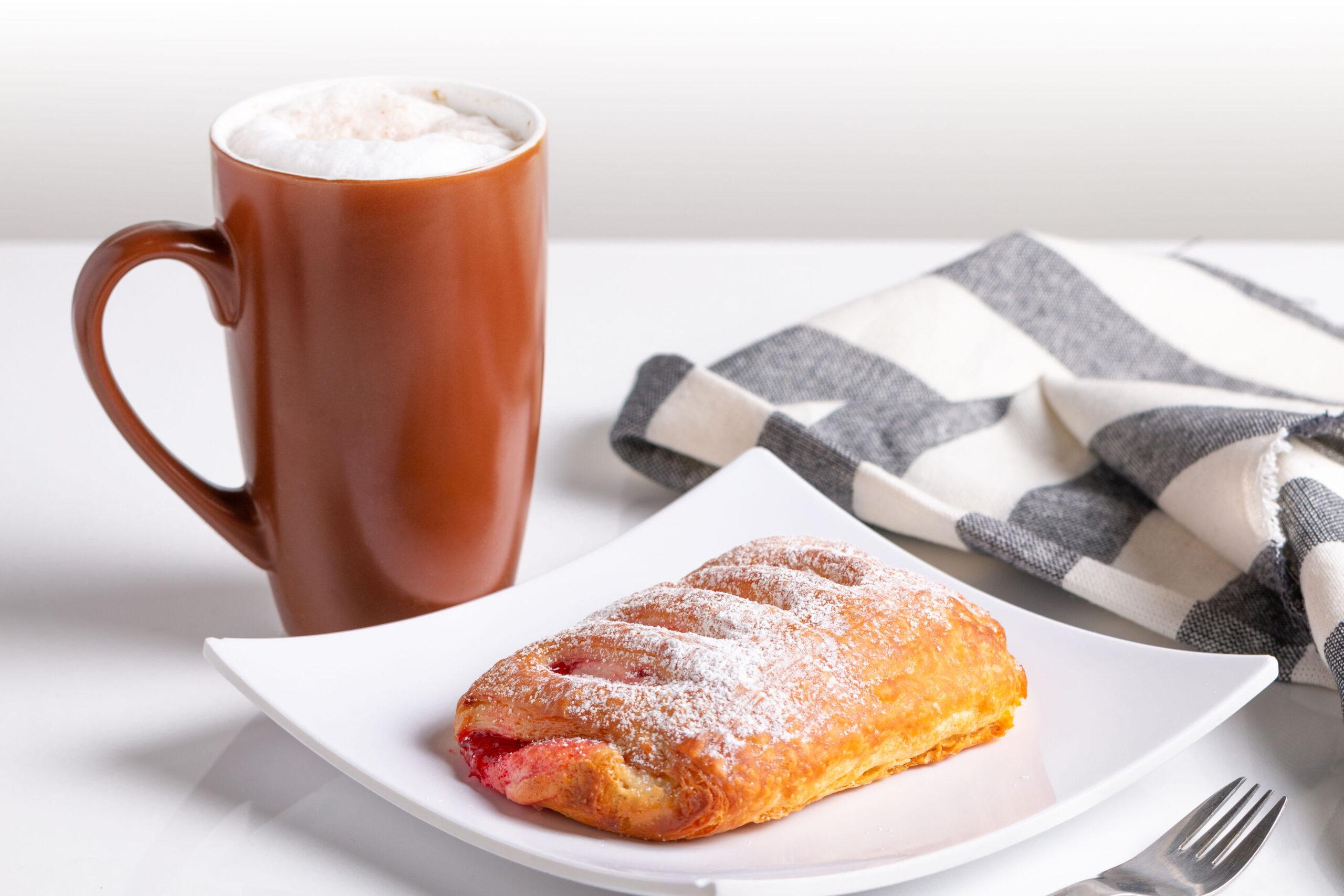 JBC_ Ice blended coffee & mayan mocha